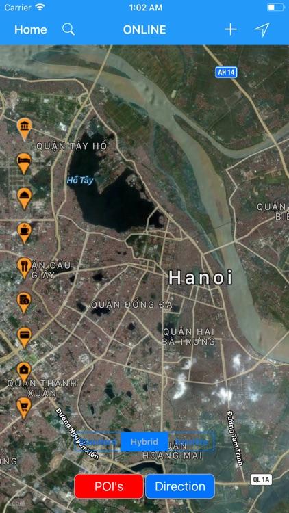 Hanoi (Vietnam) – City Travel screenshot-5