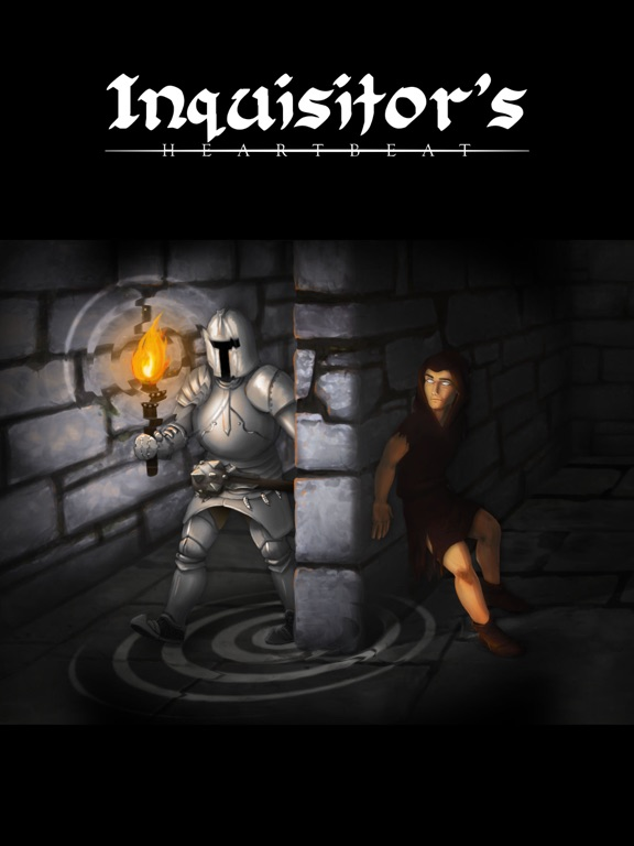 Inquisitor's Heartbeat iPad