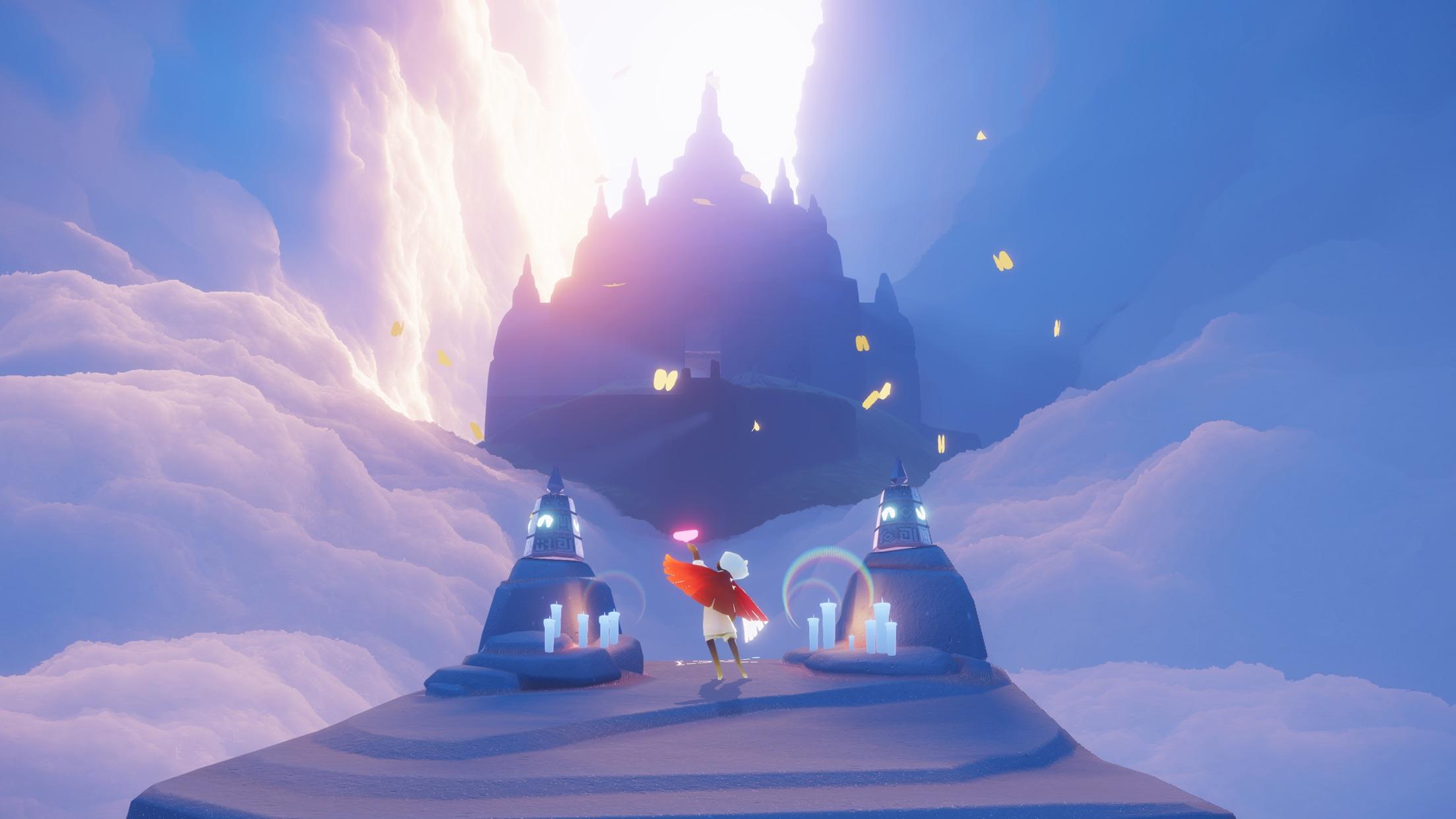 Screenshot do app Sky: Filhos da Luz