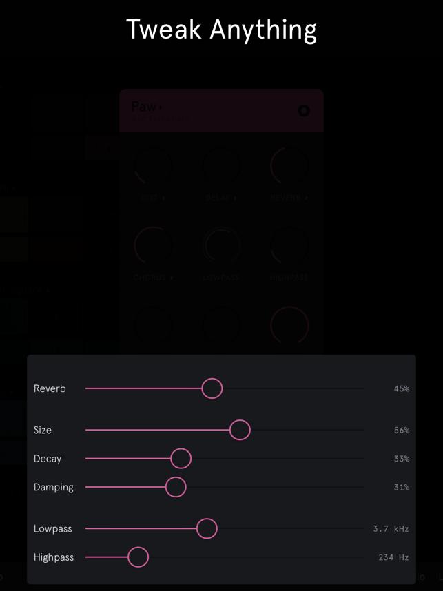 Auxy Studio Screenshot