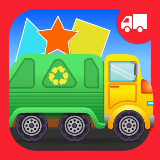 Learning Shapes Garbage Truck