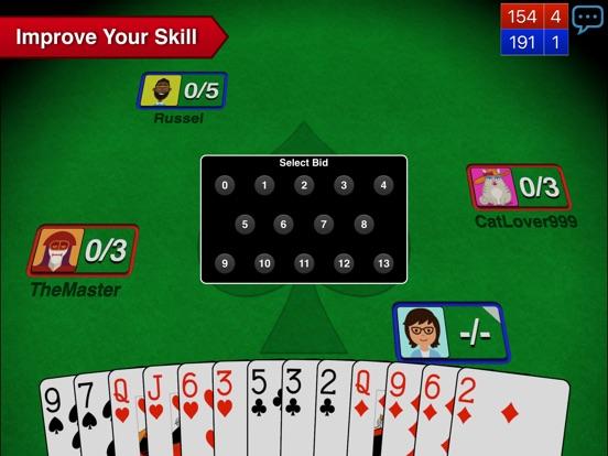 Spades+ Скриншоты9