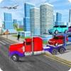 Real Plane Truck Car Transport