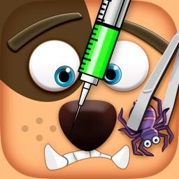 Dog Games: Pet Vet Doctor Care