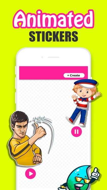 Sticker & Avatar Maker App screenshot-3