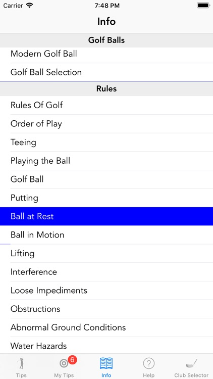 Golfmaster Tips screenshot-4