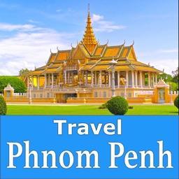 Phnom Penh, Cambodia: City Map