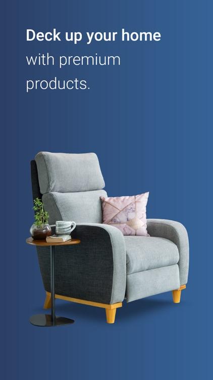 Furlenco - Furniture Rentals screenshot-3