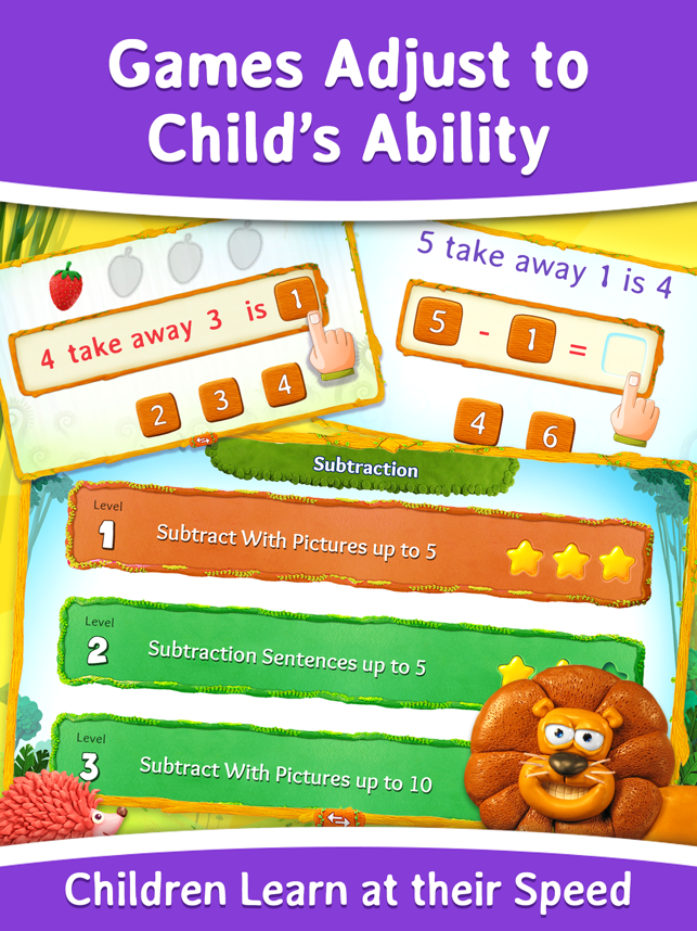 Preschool & Kindergarten Math on the App Store