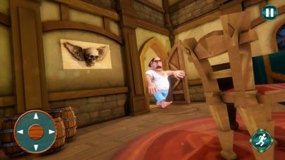 Virtual Scary Neighbor Game screenshot 3