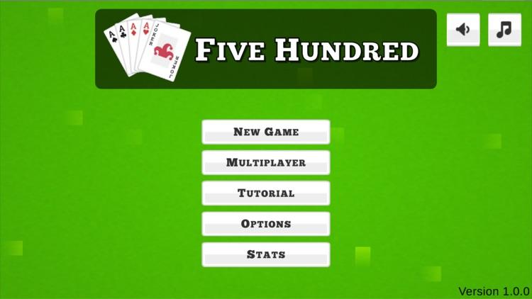 Five Hundred (500)