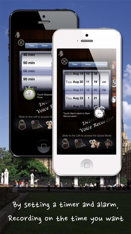 Detective's Voice Recorder screenshot-4