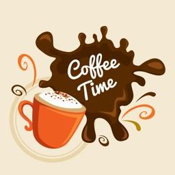 Good Morning Coffee Emojis