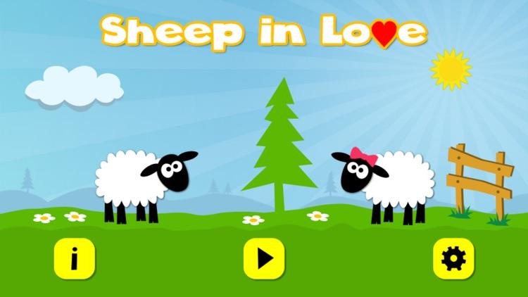 Sheep in Love screenshot-0