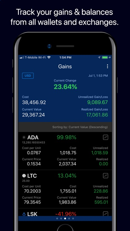 CoinTracking screenshot-3
