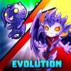 Fantastic Creatures Evolution
