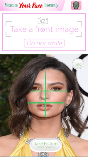 Measure Your Face Instantly On The App Store