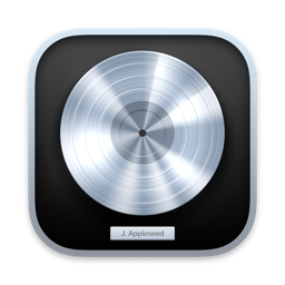 Ícone do app Logic Pro