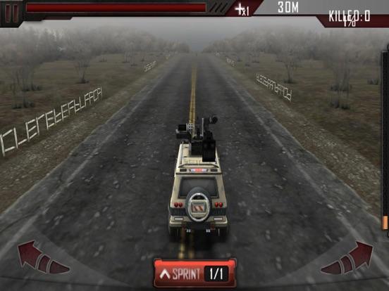 Zombie Smasher Car Screenshots