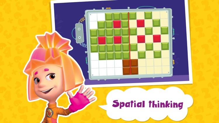 Fixies Math Games for Kids 4+ screenshot-6