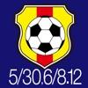 サッカー日本代表応援アプリ - サポータル -