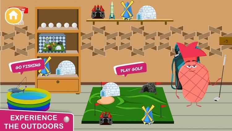 Fruits vs Veggies: Toy Store screenshot-5