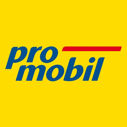 Promobil News application logo