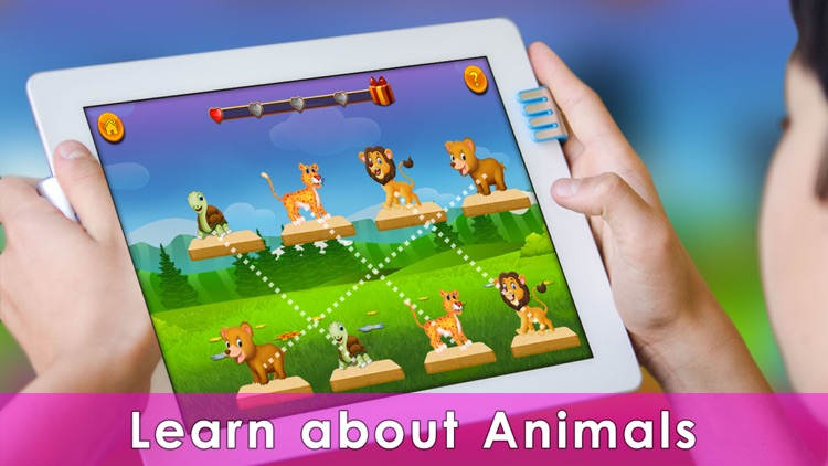 Kids 123 ABC Puzzle Game screenshot-3