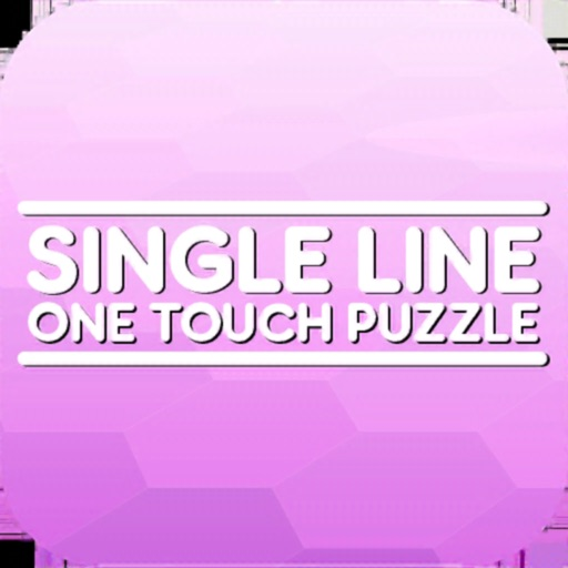 Single Line One Touch Puzzle