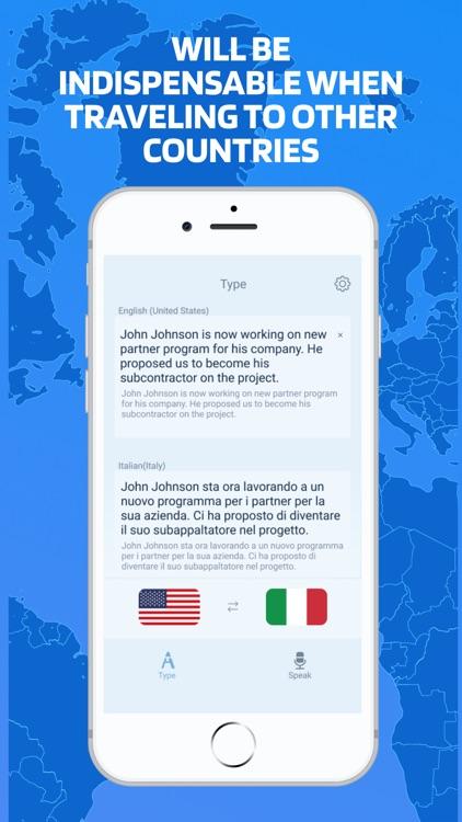 Easy Text & Voice Translator screenshot-3