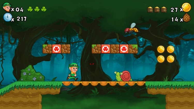 Lep's World 2 - Jumping Game screenshot-3