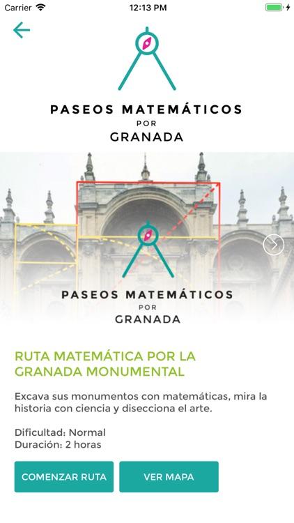 Paseos Matemáticos