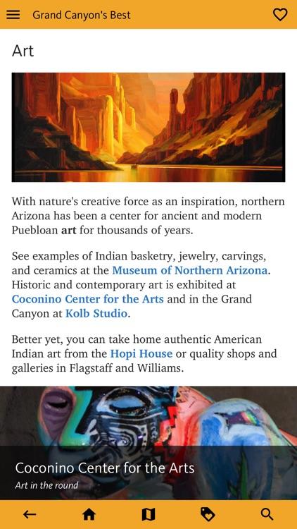 Grand Canyon & Flagstaff Guide screenshot-4