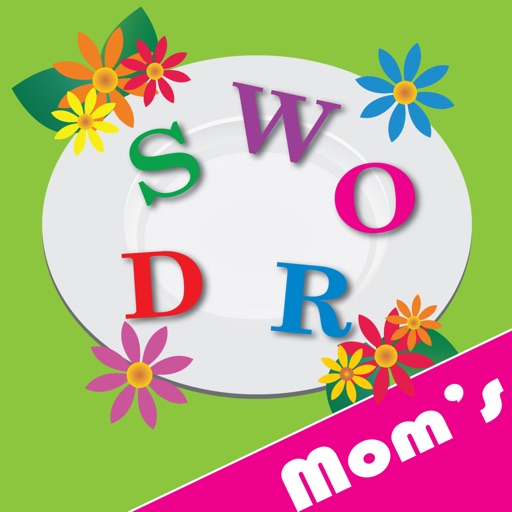 Mom's Words and Clues Game