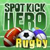 Spot Kick Hero Rugby Free