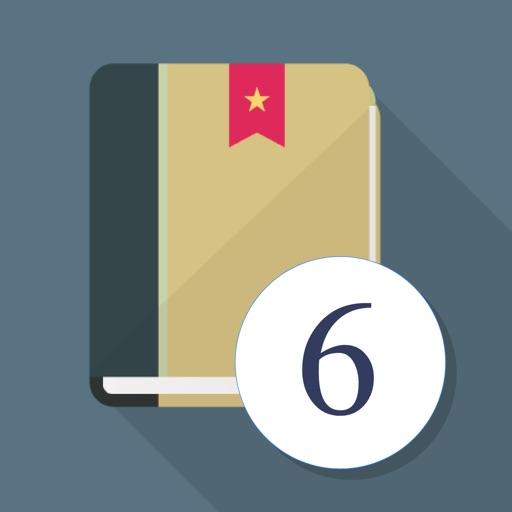 6 to-do【アイビー・リー・メソッド式タスク管理アプリ】