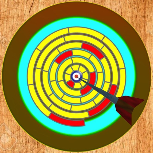 Strike Hit <-> Bulls eye for iPad