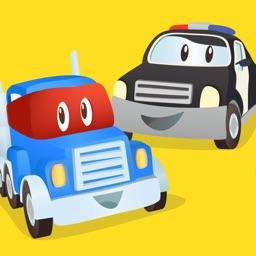 Car City Heroes: Rescue Trucks