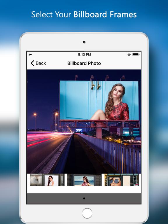 Billboard Photo Frames ! | App Price Drops