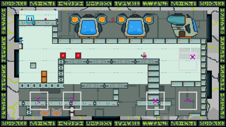Andy McPixel: Space Outcast screenshot-6