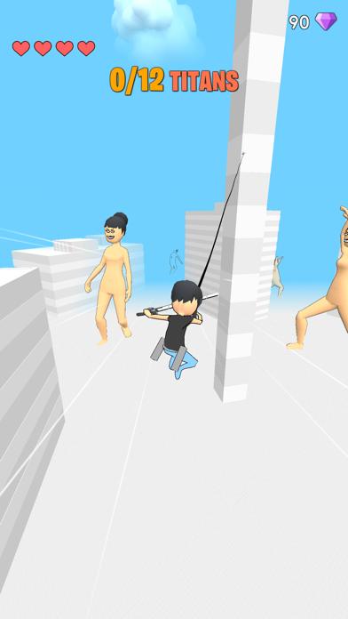 Titans 3D screenshot 2