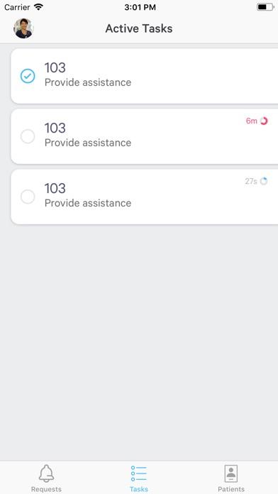 Screenshot for Aiva CareTeam in United States App Store