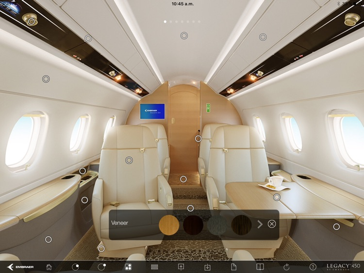 Legacy 450 Configuration Tool screenshot-2