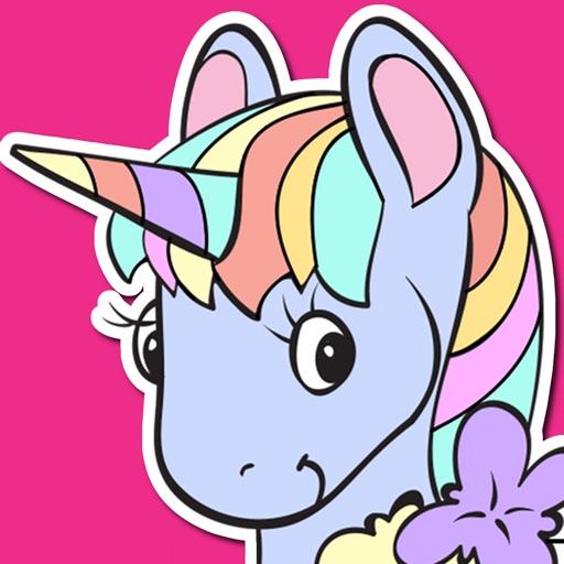 Пони - Игры Раскраски Для Девочек Бесплатно - бесплатные развивающие и обучающие игры для девочек, детей и малышей