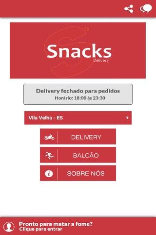 Snacks Point - náhled