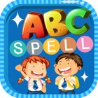 abc alphabet english spelling icon