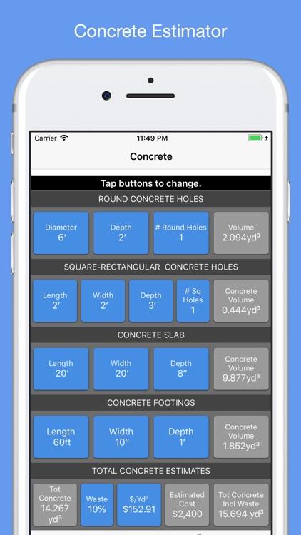 StairCalc - Stair Calculator screenshot-3