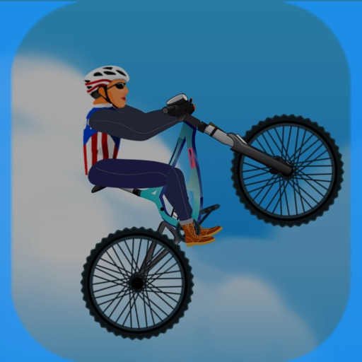 Download Wheelie Is Fun ! free for iPhone, iPod and iPad