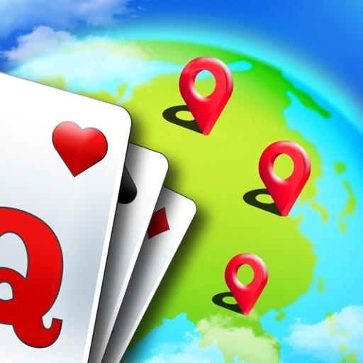 Tri Peaks Solitaire Card Games