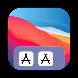Ícone do app AppSwitcher ~ Clean App Switch